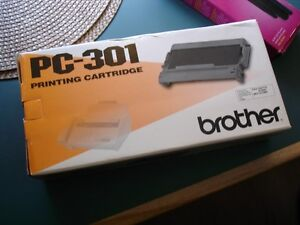 Brother PC-301 Printer cartridge-also -PC402RF -fax ribbons