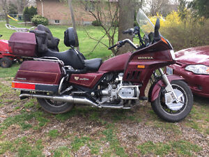 1985 Honda Goldwing Interstate GL1200 -Currently on the road