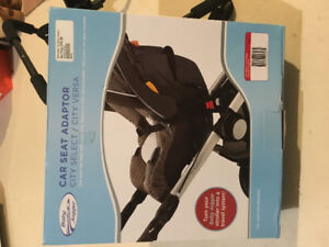 Baby Jogger Car Seat/ Stoller 2nd Seat Adaptor For Sale