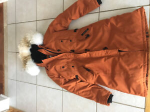 Canada Goose Ladies Small Down Jacket style is Kensington