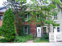 South Cabbagetown Recently Renovated 1-bedroom Bsmt Apartment