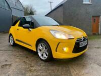 2010 CITROEN DS3 1.6 SPORT 150BHP SERVICE HISTORY (JUST SERVICED) ALLOYS 2-KEYS
