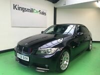 BMW 320 320d EDITION M SPORT (black) 2008