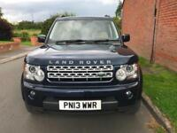 2013 LAND ROVER DISCOVERY 3.0 TDV6 HSE LUXURY 5dr Auto