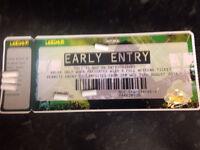 Leeds Festival Early Entry