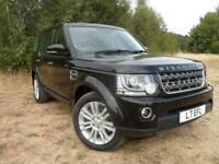 Land Rover Discovery 4 3.0SD V6 (255bhp) 4X4 XS Station Wagon 5d 2993cc Auto