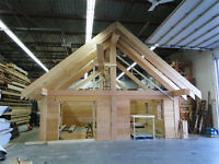 Spring is Almost Here! Order Your Reclaimed Cabin Kit TODAY!