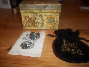 Lord of the Rings - Aragorn collectible ring