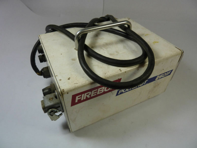 Firebox Polyshot 3602F Temperature Controller  USED