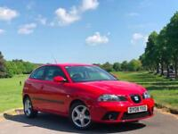 2008 SEAT IBIZA 1.2 REFERENCE SPORT, MANUAL, 3-DR *59,000 + FULL SERVICE HISTORY