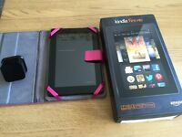 "7"" 3rd generation Kindle Fire HD"