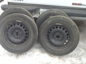 Chevy cruze tires and rims