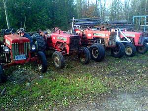 Pièces de Tracteur Agricole (International et Massey Ferguson)