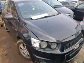 Breaking spares parts Chevrolet eved lt eco bumper wing light door