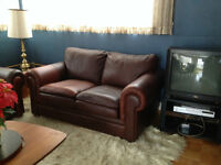 Divan et causseuse *** Couch and love seat