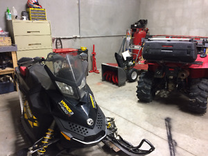 SNOWMOBILE, ATV, UTV, AND SMALL ENGINE REPAIR AND ACCESSORIES Strathcona County Edmonton Area image 2