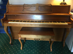 Piano -Apartment sized $325.00