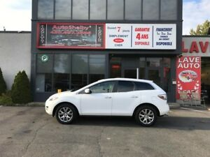Mazda CX-7 GT-AWD-CUIR-TOIT-IMPECABLE 2009