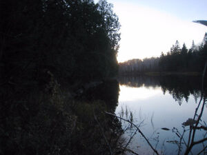 VACANT LAND WITH FRONTAGE ON WANAPITEI RIVER