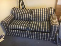 Free bed settee for collection