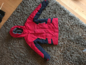 Lands End Squall Wibter Jacket Size 8