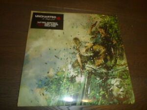 Uncharted 4 A Thief's End Vinyl/Record Video Game Music for sale  London