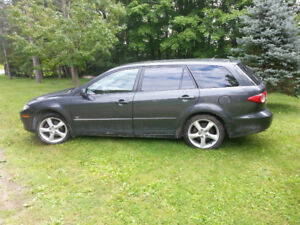 2004 Mazda 6 Best Offer for SCRAP
