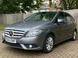 image for 2012 Mercedes-Benz B Class 1.8 B180 CDI BlueEFFICIENCY SE 7G-DCT (s/s) 5dr Auto