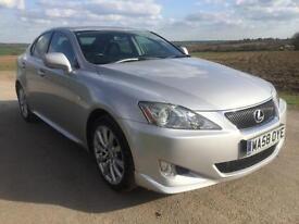 2009 Lexus IS 250 2.5 AUTO SR, 90,000 Miles, FSH