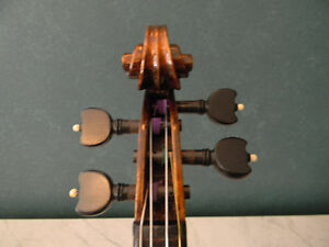 Vintage Hopf Violin 4/4 size Kitchener / Waterloo Kitchener Area image 3