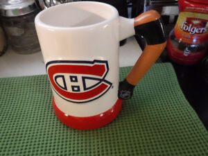 is this a coffee mug ???  Montreal Canadians