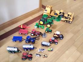 Tractor bundle