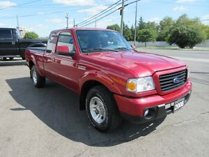 2008 Ford Ranger Sport SuperCab 4 Door 2WD Peterborough Peterborough Area image 5