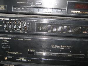 Complete  PIONEER  sound system Gatineau Ottawa / Gatineau Area image 7
