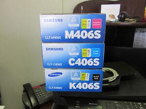 Laser Toner Cartridge - Samsung C460FW Printer - for EACH BOX