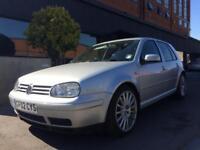 Volkswagen Golf 2.8 2002MY V6 4Motion