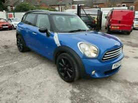 image for 2012 MINI Countryman 1.6L COOPER D ALL4 5d 112 BHP Hatchback Diesel Manual