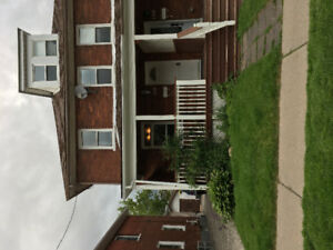 3 Bedroom Semi - September 1 - No Students
