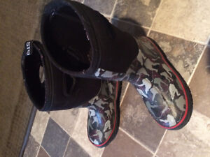 Winter Storm by Cougar Boots Size 13