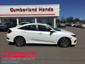 2017 Honda Civic Sedan EX  -  Sunroof -  Bluetooth