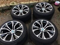 20 inch BMW E70 alloys