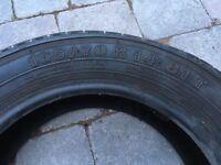 Winter tyre 165/70/14