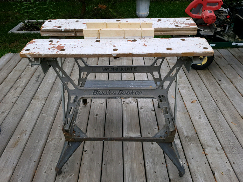 on table woodworking build budget workbench plans a workshop handyman budwor bench all work woodwork view family
