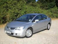 2007 Honda Civic 1.3 IMA Hybrid 4 doors saloon petrol AUTOMATIC