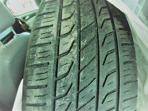 Set of 4 Toyo Extensa Tires