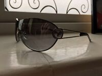 Police S8489-S 568S Aviator Sunglasses