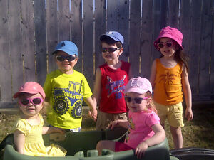 CERTIFIED CHILD CARE PROVIDER SHERWOOD PARK SPOTS AVAILABLE Strathcona County Edmonton Area image 1