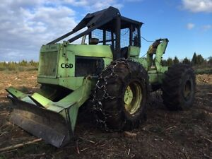 █ SKIDDER FOR RENT / HIRE WITH OPERATOR | SummitForestry.com █