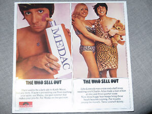 The Who Sell Out New and Sealed Vinyl Record