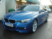 2013 BMW 320 M Sport 2.0TD ( 184bhp ) ( s/s ) Auto